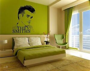 Image is loading THE-SMITHS-Wall-Art-Sticker & THE SMITHS - Wall Art Sticker | eBay