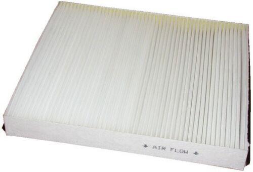 Vauxhall zafira mk ii mk i 99-16 mk i mk ii purflux cabin filter-non carbone