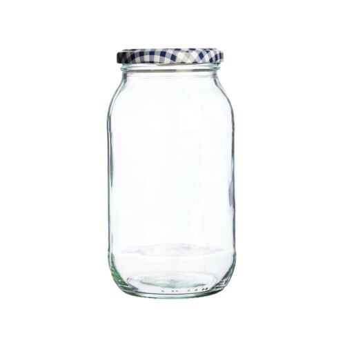 0025.579 Kilner Round Twist Top Jar 725ml Preserve Jam Pickle Chutney Storage