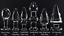 Indexbild 3 - Glatte große Glas Butt Plug Dildo Anal Anal Plug Spielzeug Auswahl von Stile (UK)