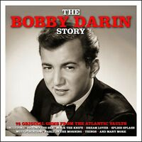 Bobby Darin The Bobby Darin Story Best Of Essential Collection 75 Track 3 Cd