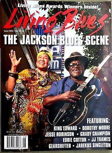 LIVING-BLUES-Magazine-244-2016-JACKSON-MISSISSIPPI-issue-KING-EDWARD-Jarekus