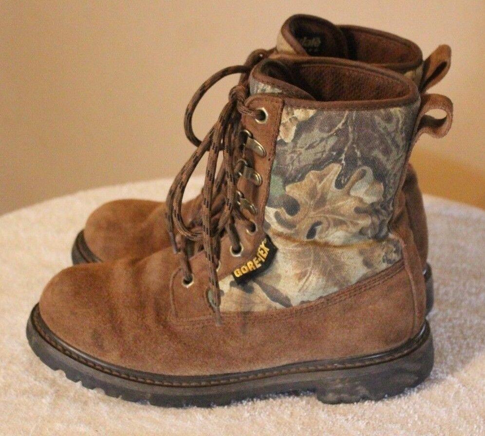 RedHead Mens camo Hunting Boots 7.5M C5276