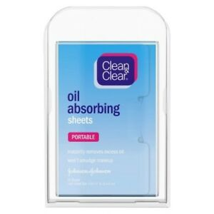 Clean-amp-Clear-Oil-Absorbing-Sheets-50-Sheets