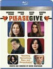 Please Give With Rebecca Hall Blu-ray Region 1 043396355903