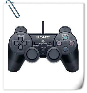 PS2-Dualshock-Controller-Wired-analog-100-ORIGINAL-AA-compatible-SONY