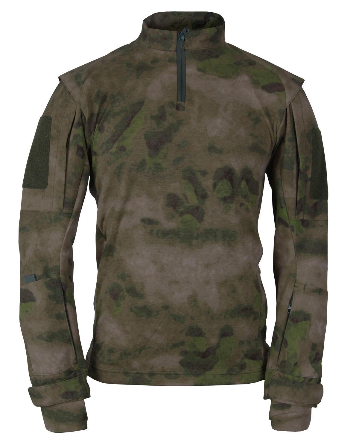 A-TACS FG Camo TAC.U Combat Uniform Shirt by PROPPER F5417 - FREE SHIPPING