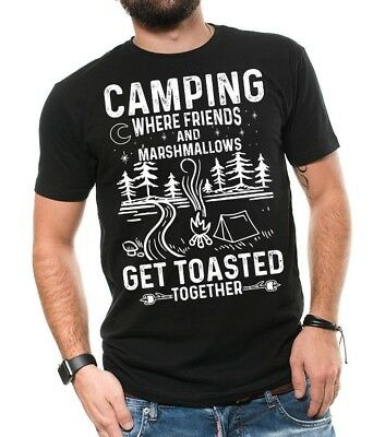 Heather Grey Womens Campfire Shirt Funny Firewood Camping Summertime T shirt