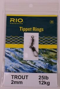 Rio-Trout-2-MM-25-LB-Tippet-Rings-FREE-SHIPPING