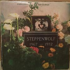 STEPPENWOLF ~ Rest In Peace 1967-1972 (1972) Dunhill Records