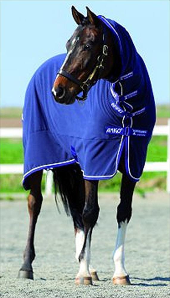 Horseware Amigo All in 1 polaire-polyester