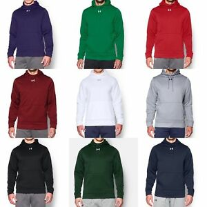 New-With-Tags-Mens-Under-Armour-Storm-Fleece-Hooded-Sweatshirt-Hoodie-Jacket