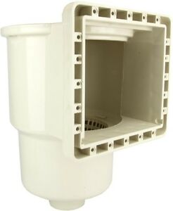 Hydro-Tools-Above-Ground-Pool-Complete-Standard-ABS-Thru-Wall-Skimmer-8940