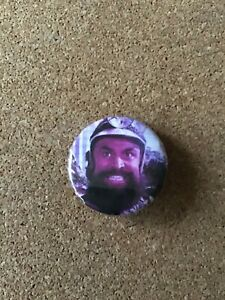 Novelty Cute Flash 1 inch // 25mm Button Badge BRIAN BLESSED GORDON/'S ALIVE