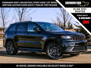 2020 Jeep Grand Cherokee Limited X 5.7L 4x4
