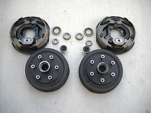 Add-Brakes-to-Your-Trailer-Basic-Kit-3500-axle-6-x-5-5-Bolt-Electric-Drum-10x2-2