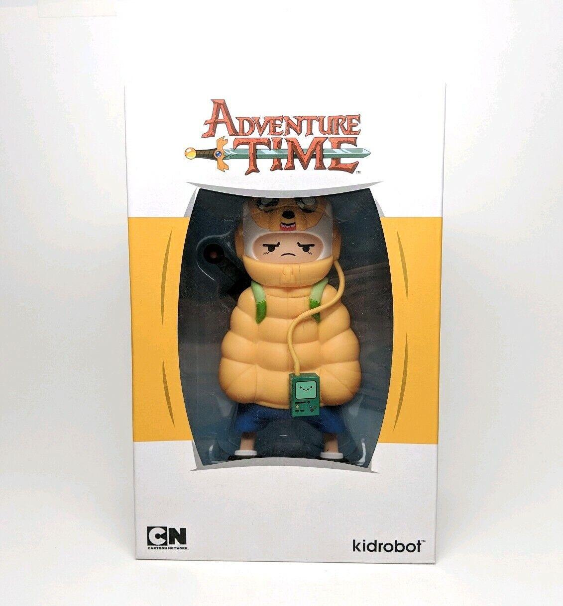 PUFF Finn & Lil Jake Adventure Time KIDROBOT