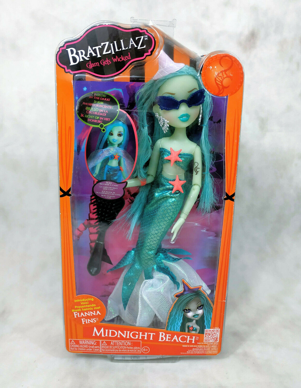 Outlet Online-Shop-Bratzillaz Glam Gets Fianna Fins Midnight ...