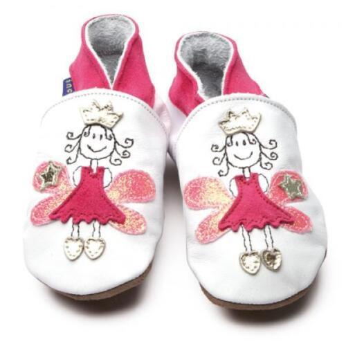 Bébé Chaussures En Cuir fairy princess petites fées-princesse pour Filles Chaussures Fille