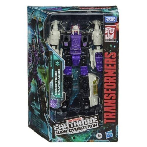 Tromperie Snapdragon Transformers pour guerre Cybertron Collectible Battle Figure