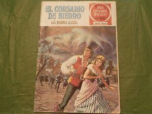 1977 El Corsario de Hierro Serie Roja La Mano Azul