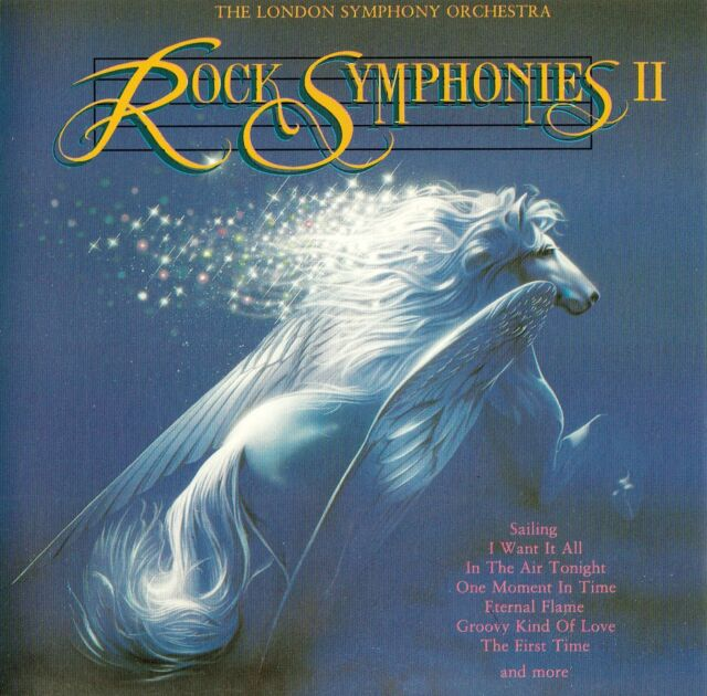 LONDON SYMPHONY ORCHESTRA : ROCK SYMPHONIES VOL. II / CD (PORTRAIT PRT 465961 2)