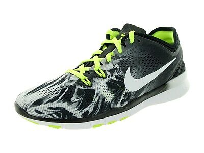 New Nike Free 5.0 TR Fit 4 PRT Running Shoes Black//White//Pink Glow 629832-003***
