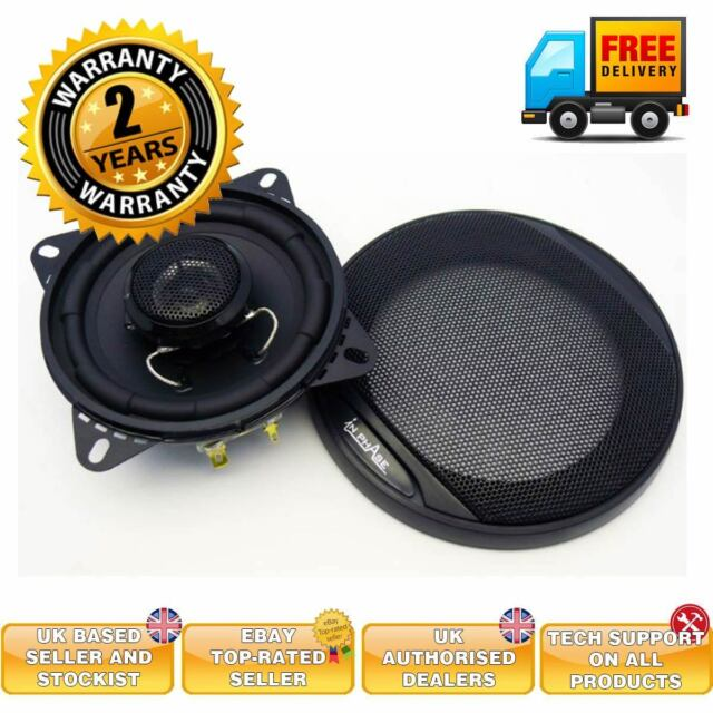 VW T5 Transporter replacement dash speaker upgrade In Phase SXT1035 200 watts