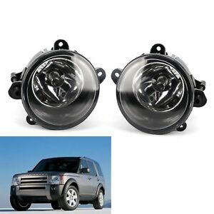 Land-Rover-Discovery-3-2004-2009-Pair-Front-Fog-Lights-Lamps