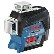 Bosch Gll3 330cg 360 Degrees 3 Plane Green Beam Self Leveling Line Laser Kit