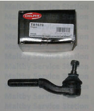 PEUGEOT 406 95-04 : TIE TRACK ROD END Right O/S DELPHI