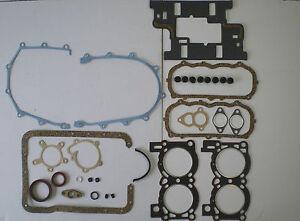 Motor-Completo-cabeza-junta-conjunto-Saab-95-96-Ford-Taunus-V4-1-5-1-7-1967-en-sumidero-VRS