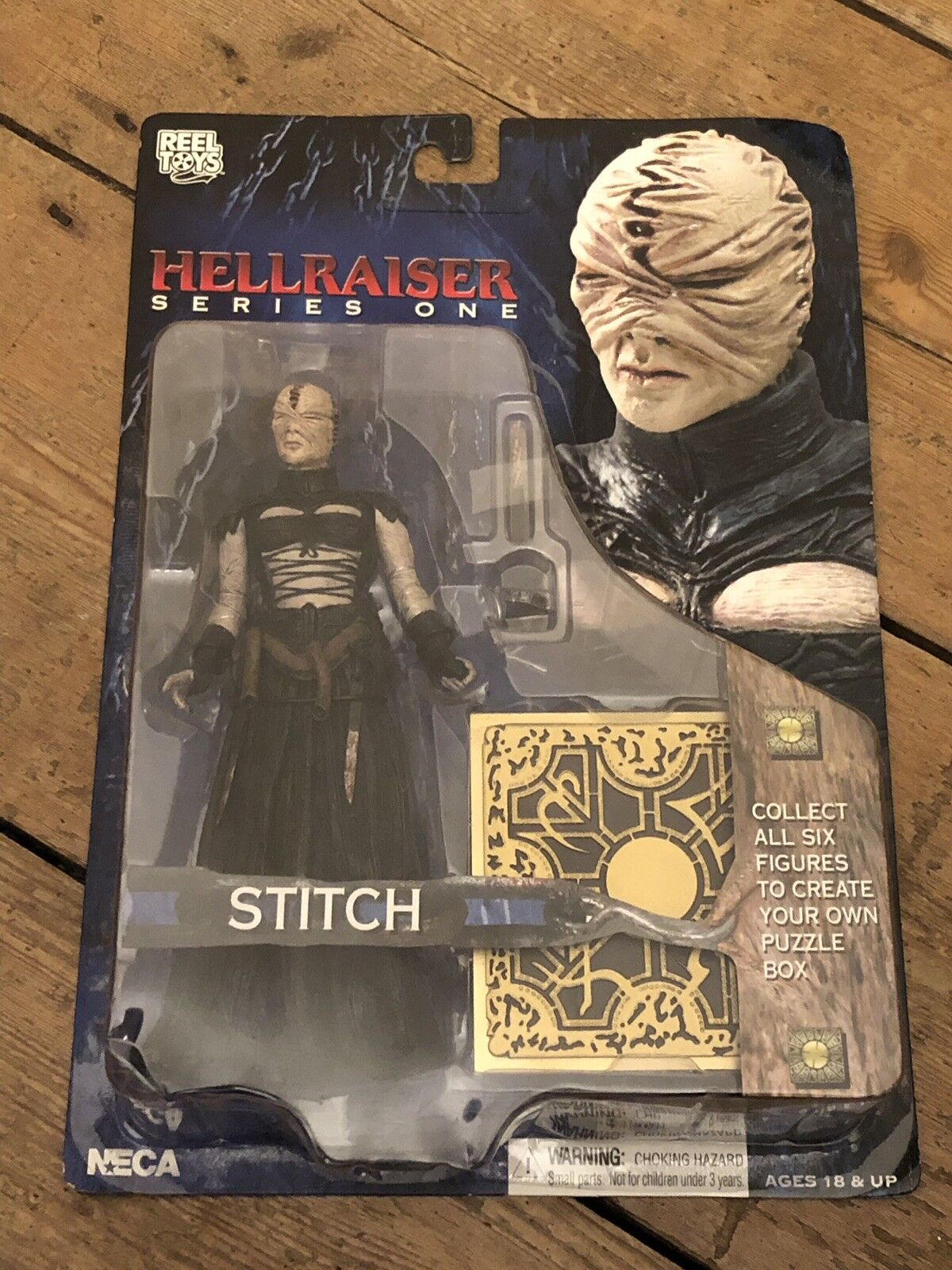 NECA HELLRAISER SERIES 1 Stitch afhrs 1 40