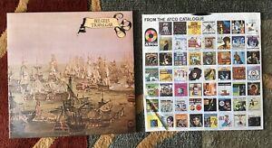 Bee-Gees-Trafalgar-Atco-Records-039-71-Gatefold-LP-Vinyl-Album