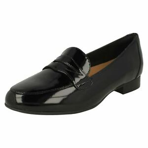 latest fashion buy popular lower price with Details about Clarks Ladies Slip on Loafers 'Un Blush Go'