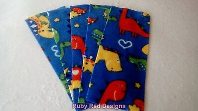 Creative Ruby Red Designs Rectangle Fleece Liners Boys Discounts Sale