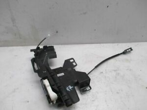 Door Lock Right Front Central Locking 5-Polig Manual Opening Ford