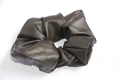 Cute Girly Everyday Soft Fluffy Large/&Wide Blush Pink Elastic Scrunchie S580