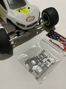 Bluegrass-Performance-Losi-Mini-T-2-0-Front-A-arm-set-Aluminum-suspension-arm