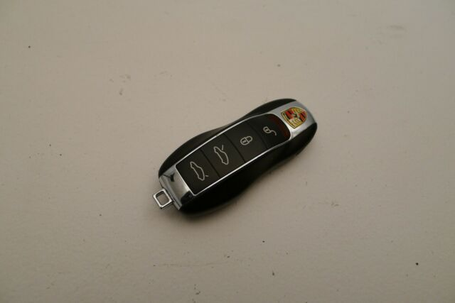 PORSCHE 911 991 BOXSTER CAYMAN 981 REMOTE IGNITION KEY FOB 99163725903 /  1522