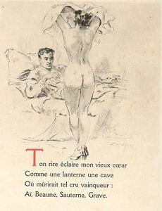 VERLAINE-Paul-Chanson-pour-Elle-33-puntasecche-di-Almery-Lobel-Riche