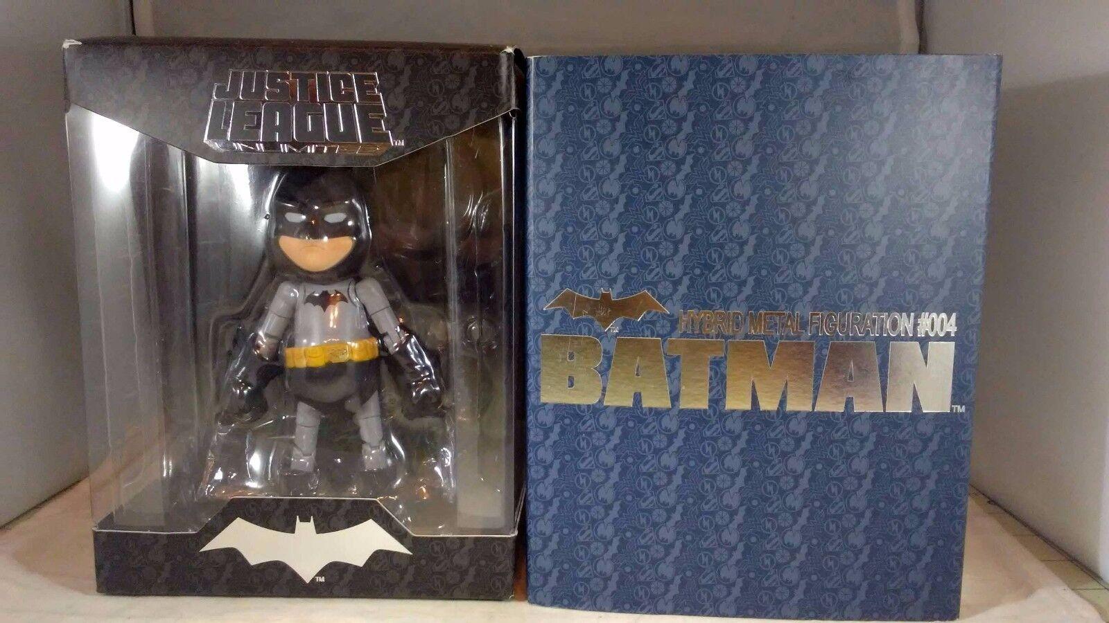 Herocross Justice League Unlimited Hybrid Metal Figuration 004 Batman
