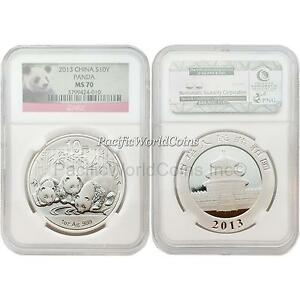 China-2013-Panda-10-Yuan-1-oz-Silver-NGC-MS70
