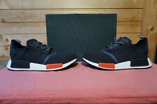 97de7e9f39c58 adidas Originals NMD R1 EU Footlocker Limited Black Red Men AQ4498 ...