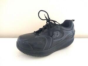 skechers shape up work shoes