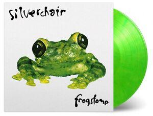 SILVERCHAIR-039-Frogstomp-039-Ltd-Edition-180g-GREEN-Vinyl-2LP-NEW-SEALED