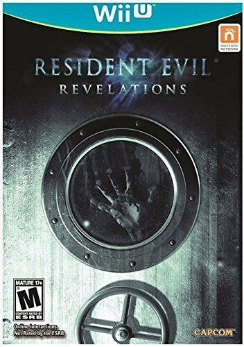 Resident Evil: Revelations [Nintendo Wii U, NTSC, Zombies, action, survival] NEUF