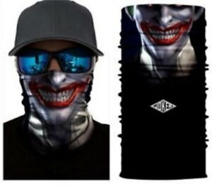 Evil Joker Clown Smile Balaclava Cs Cod Motorcycle Tactical Military Face Mask Ebay