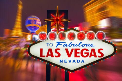 395 V Nappes Papier Peint-Fabulous Las Vegas 350x260cm-7 chemins de 50x260-Nevada XXL