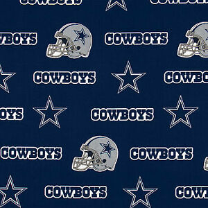 Cowboys Fabric 18 x 23 piece America/'s Team From TX,Fabric for Face Masks Fabric for Face Masks Dallas Cowboys Fabric FABRIC ONLY